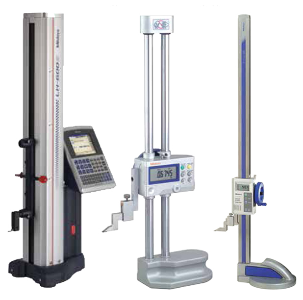 Height gauges: Types and Usage