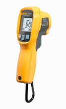 Why MRM Fluke 62 Max plus Infrared Thermometer is a reliable non contact IR Temperature testing tool?