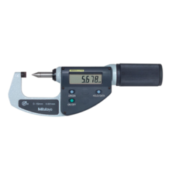 15 mm Outside Micrometers, Digimatic