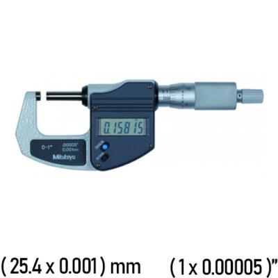 Mitutoyo Micrometer MDC-Lite