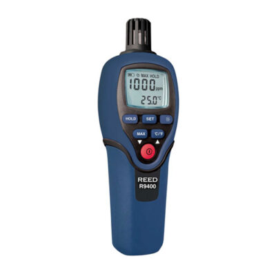R9400 Reed Carbon Monoxide Meter with Temperature