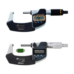"""50 mm / 2"""" Outside Micrometers, Digimatic"""