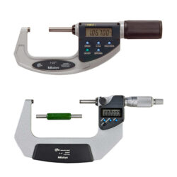 """76.2 mm / 3"""" Outside Micrometers, Digimatic"""