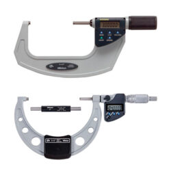 """152 mm / 6"""" Outside Micrometers, Digimatic"""